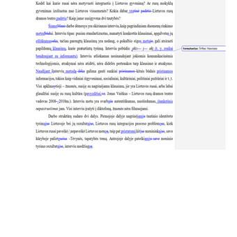 Tekstų kūrėja, redaktorė, rašto darbų konsultantė / Inesa / Darbų pavyzdys ID 727361