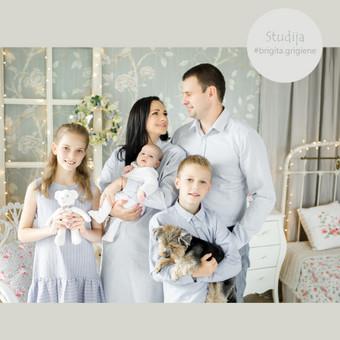 Vestuvių ir šeimos fotografė / Brigita Grigienė / Darbų pavyzdys ID 727679