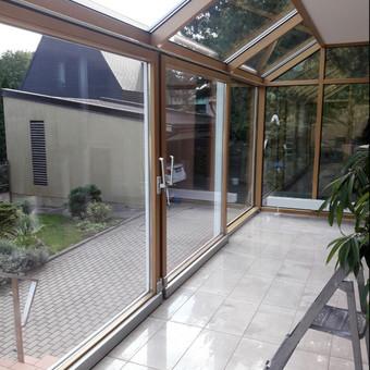 Profesionalus langų valymas - patalpų valymas / Oskaras / Darbų pavyzdys ID 728221