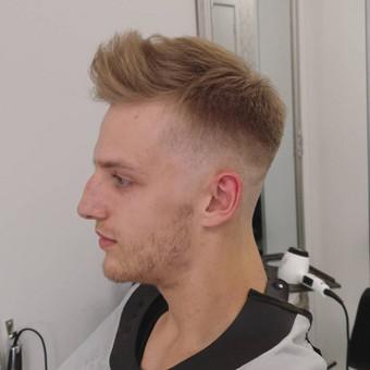 Vyrų kirpėjas - barzdaskutys / Arnoldas Stančikas / Darbų pavyzdys ID 730097