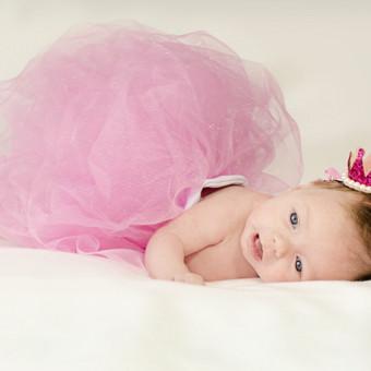 Kūdikių ir vaikų fotografavimas