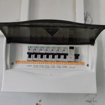 Greiti ir kokybiski elektros remonto bei instalecijos darbai / Virginijus Zilionis / Darbų pavyzdys ID 730785