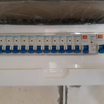 Greiti ir kokybiski elektros remonto bei instalecijos darbai / Virginijus Zilionis / Darbų pavyzdys ID 730823