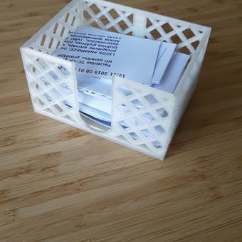 3D spausdinimas, modeliavimas / Vainius Ramanauskas / Darbų pavyzdys ID 730917
