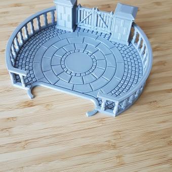 3D spausdinimas, modeliavimas / Vainius Ramanauskas / Darbų pavyzdys ID 730919