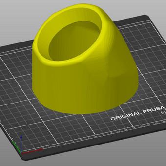 3D spausdinimas, modeliavimas / Vainius Ramanauskas / Darbų pavyzdys ID 730945