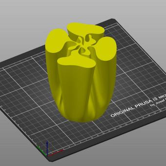 3D spausdinimas, modeliavimas / Vainius Ramanauskas / Darbų pavyzdys ID 730949