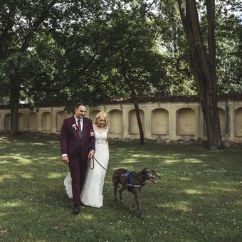 Priimu rezervacijas 2020 m. vestuvėms / Silvija Mikoliūnienė / Darbų pavyzdys ID 731445