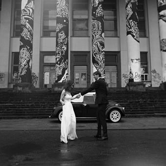 Priimu rezervacijas 2020 m. vestuvėms / Silvija Mikoliūnienė / Darbų pavyzdys ID 731455