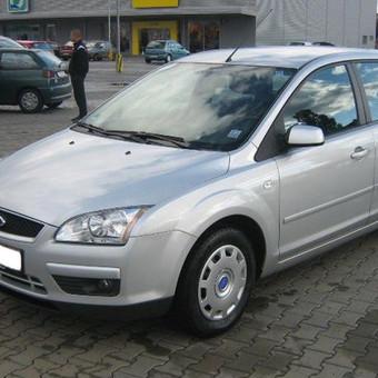 Ford Focus (diesel mechanika)