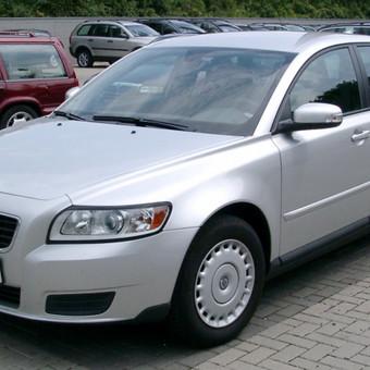 Volvo V50 (diesel mechanika)