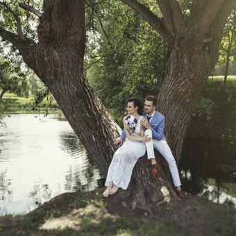 Priimu rezervacijas 2020 m. vestuvėms / Silvija Mikoliūnienė / Darbų pavyzdys ID 733405