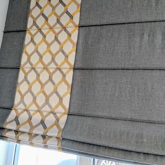 Užuolaidų, namų tekstilės modeliavimas,siuvimas / Vilma Nezgadienė / Darbų pavyzdys ID 733697