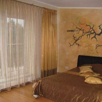 Užuolaidų, namų tekstilės modeliavimas,siuvimas / Vilma Nezgadienė / Darbų pavyzdys ID 733703
