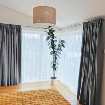 Užuolaidų, namų tekstilės modeliavimas,siuvimas / Vilma Nezgadienė / Darbų pavyzdys ID 733709