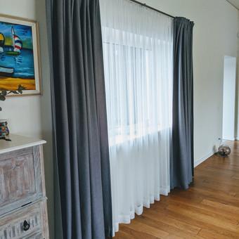 Užuolaidų, namų tekstilės modeliavimas,siuvimas / Vilma Nezgadienė / Darbų pavyzdys ID 733711