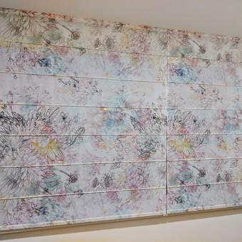 Užuolaidų, namų tekstilės modeliavimas,siuvimas / Vilma Nezgadienė / Darbų pavyzdys ID 733727