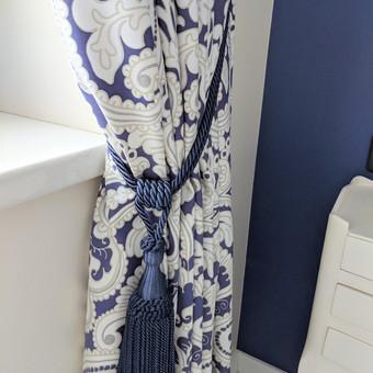 Užuolaidų, namų tekstilės modeliavimas,siuvimas / Vilma Nezgadienė / Darbų pavyzdys ID 733753
