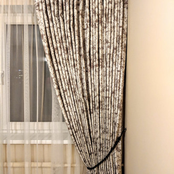 Užuolaidų, namų tekstilės modeliavimas,siuvimas / Vilma Nezgadienė / Darbų pavyzdys ID 733757
