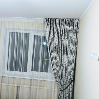 Užuolaidų, namų tekstilės modeliavimas,siuvimas / Vilma Nezgadienė / Darbų pavyzdys ID 733759