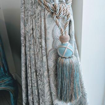 Užuolaidų, namų tekstilės modeliavimas,siuvimas / Vilma Nezgadienė / Darbų pavyzdys ID 733761