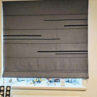 Užuolaidų, namų tekstilės modeliavimas,siuvimas / Vilma Nezgadienė / Darbų pavyzdys ID 733765