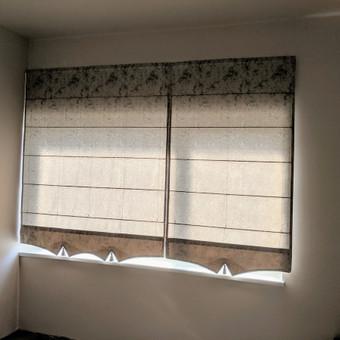 Užuolaidų, namų tekstilės modeliavimas,siuvimas / Vilma Nezgadienė / Darbų pavyzdys ID 733853