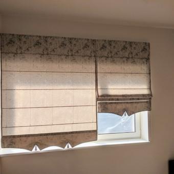 Užuolaidų, namų tekstilės modeliavimas,siuvimas / Vilma Nezgadienė / Darbų pavyzdys ID 733855