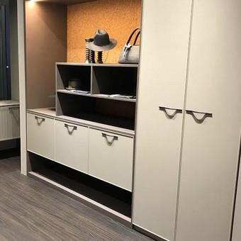 Baldų dizainas ir projektavimas, baldų gamyba / Indrė / Darbų pavyzdys ID 734011