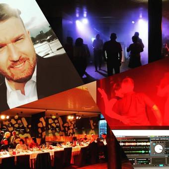 Vedėjas ir DJ viename - kokybiškas įgarsinimas, apšvietimas / ProDisco.lt / Darbų pavyzdys ID 734423
