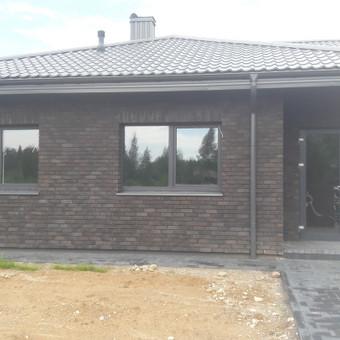 """Plastikiniai langai ir durys A+ ir A++ energetinės klasės / MB """"Montis LT"""" / Darbų pavyzdys ID 734741"""