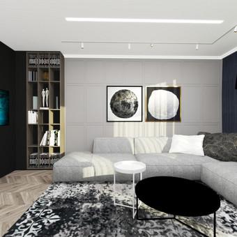 Casa-nova interjero dizainas ir projektavimas / Casa-nova Interjero dizainas / Darbų pavyzdys ID 735053