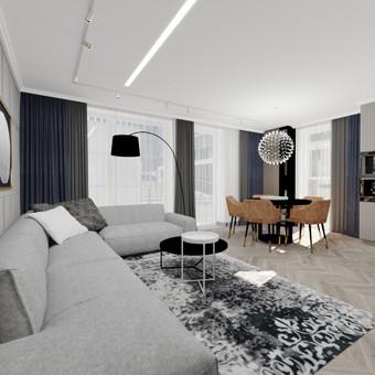 Casa-nova interjero dizainas ir projektavimas / Casa-nova Interjero dizainas / Darbų pavyzdys ID 735055
