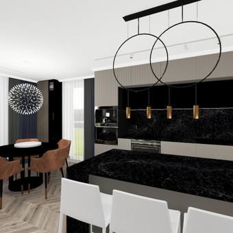 Casa-nova interjero dizainas ir projektavimas / Casa-nova Interjero dizainas / Darbų pavyzdys ID 735057
