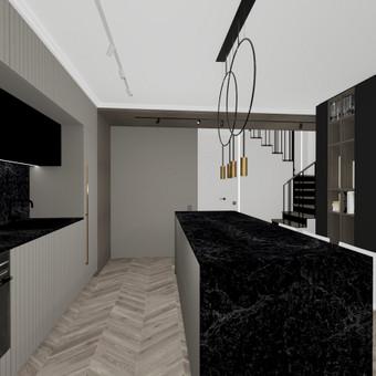Casa-nova interjero dizainas ir projektavimas / Casa-nova Interjero dizainas / Darbų pavyzdys ID 735059