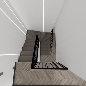 Casa-nova interjero dizainas ir projektavimas / Casa-nova Interjero dizainas / Darbų pavyzdys ID 735063