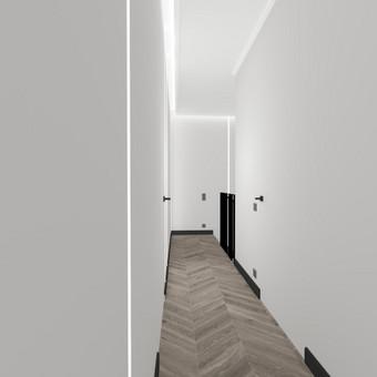 Casa-nova interjero dizainas ir projektavimas / Casa-nova Interjero dizainas / Darbų pavyzdys ID 735065