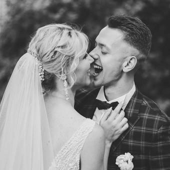 Vestuvių bei kitų renginių fotografas / Marek Germanovich / Darbų pavyzdys ID 735771