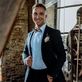 Vestuvių bei kitų renginių fotografas / Marek Germanovich / Darbų pavyzdys ID 735781