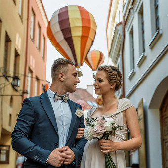 Vestuvių bei kitų renginių fotografas / Marek Germanovich / Darbų pavyzdys ID 735783