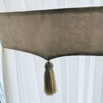 Užuolaidų, namų tekstilės modeliavimas,siuvimas / Vilma Nezgadienė / Darbų pavyzdys ID 735863