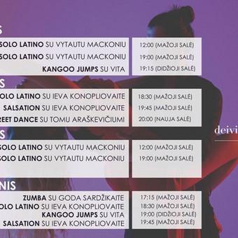 Vestuviniai šokiai, Šokėja ir šokių mokytoja Vilniuje / Ieva Konopliovaitė / Darbų pavyzdys ID 735903