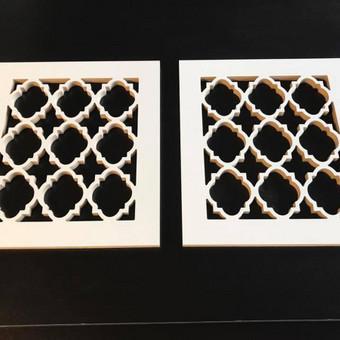 CNC frezavimo paslaugos, filinginiai fasadai, HPL frezavimas / UAB LAIPSNIS LT / Darbų pavyzdys ID 738315