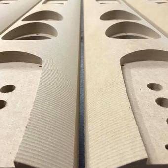 CNC frezavimo paslaugos, filinginiai fasadai, HPL frezavimas / UAB LAIPSNIS LT / Darbų pavyzdys ID 738317