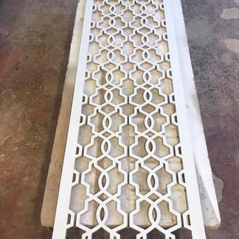 CNC frezavimo paslaugos, filinginiai fasadai, HPL frezavimas / UAB LAIPSNIS LT / Darbų pavyzdys ID 738329