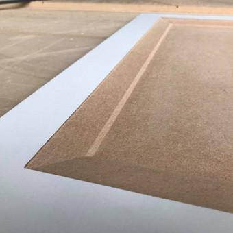 CNC frezavimo paslaugos, filinginiai fasadai, HPL frezavimas / UAB LAIPSNIS LT / Darbų pavyzdys ID 738331