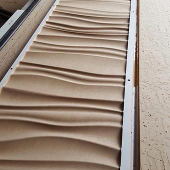 CNC frezavimo paslaugos, filinginiai fasadai, HPL frezavimas / UAB LAIPSNIS LT / Darbų pavyzdys ID 738333
