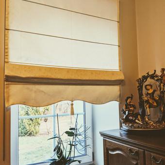 Užuolaidų, namų tekstilės modeliavimas,siuvimas / Vilma Nezgadienė / Darbų pavyzdys ID 738359