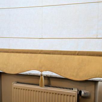 Užuolaidų, namų tekstilės modeliavimas,siuvimas / Vilma Nezgadienė / Darbų pavyzdys ID 738361