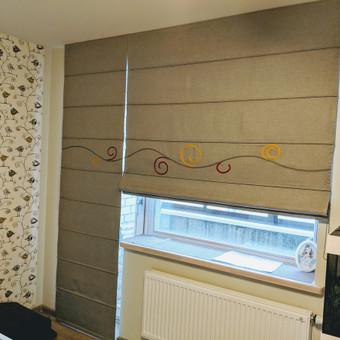 Užuolaidų, namų tekstilės modeliavimas,siuvimas / Vilma Nezgadienė / Darbų pavyzdys ID 738371
